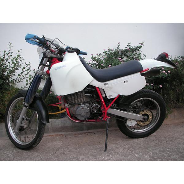 Acerbis Tanque De Combustible Para Honda Xr 600 88 00