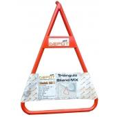 Soporte triángulo para moto - Depot