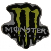 Calcomanía Monster Energy Grande