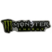 Calcomanía Monster Energy Alargada