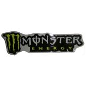 Calcomanía Monster Energy Alargada