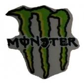 Calcomanía Monster Energy Chica