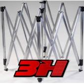 Estructura Aluminio Plegable 3H