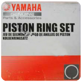 Juego aros de piston Raptor 700 - Grizzly 550 - Rinho 700