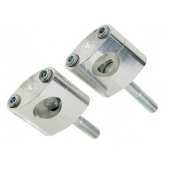 Anclaje Aluminio con vastago Wirtz