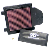 Tapa Filtrera YFZ 450 - K&N