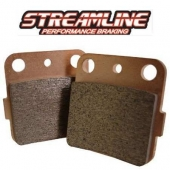 Pastillas de  Frenos  para Motos Mx Streamline