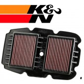 Filtro de Aire K&N HA-7008 para HONDA XL700V TRANSALP 700 08-10