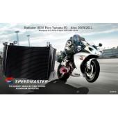 Radiador Oem Yamaha R1 - Año 2009/2011