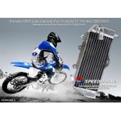 Radiador Oem Izquierdo o Derecho Yamaha Yz 250 - Año 2002/2010