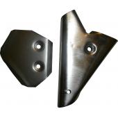 Cubre Cuadros Aluminio Para Dr 350 Industria Nacional