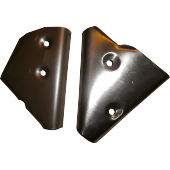 Cubre Cuadros Aluminio Para Cr 250 Industria Nacional