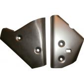 Cubre Cuadros Aluminio Para Cr 125 Industria Nacional