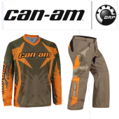 Conjunto Pantalon Y Jersey Team Can Am Original