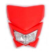 Mascara Universal Motocross  MX y Gomas Antivibracion