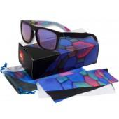 Lentes Gafas De Sol Modelo The Ferris Quiksilver En Colores