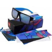 Lentes Gafas De Sol Modelo Enose Quiksilver En Colores
