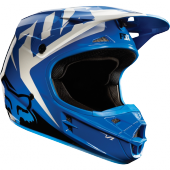 Fox V1 Race Helmet Azul