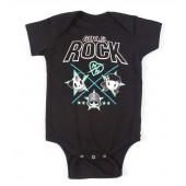 Bodies para bebés Metal Mulisha