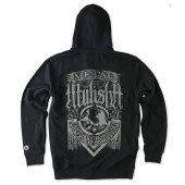 Buzos Metal Mulisha - Scratched Zip-Up