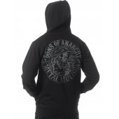 Buzos Metal Mulisha - Stamp Zip Up Soa