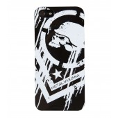 Carcasa Iphone 5 Metal Mulisha - Chevron Iphone Case