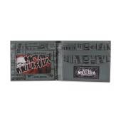 Billetera Metal Mulisha - Insignia